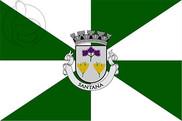 Bandeira do Santana, Madeira