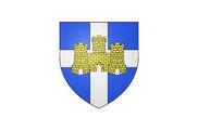 Bandera de Villedieu-le-Château