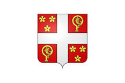Bandera de Saint-Martin-d´Abbat
