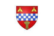 Bandera de Aschères-le-Marché