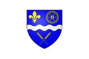 Bandera de Lizy-sur-Ourcq