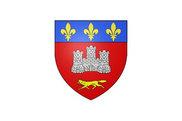 Bandeira do Château-Renard