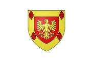 Bandera de Pressigny-les-Pins
