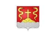 Bandera de Isles-les-Meldeuses