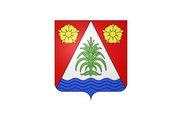 Bandera de Lesches