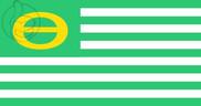 Bandera de Ecoflag