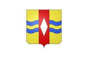 Bandera de Grésigny-Sainte-Reine