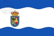 Bandera de Marín (Pontevedra)