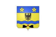 Bandera de Auvillars-sur-Saône