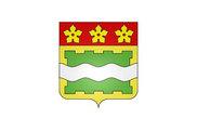 Bandera de Mirebeau-sur-Bèze