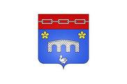 Bandera de Saint-Marc-sur-Seine
