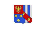 Bandera de Lamarche-sur-Saône