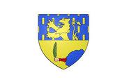 Bandera de Baume-les-Dames