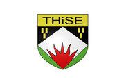Bandera de Thise
