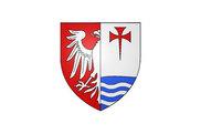 Flag of La Genevraye