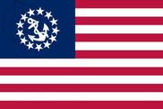 Bandeira do Especial para embarcações dos Estados Unidos