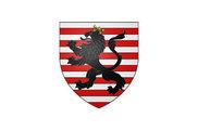 Bandera de La Chapelle-la-Reine