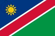 Bandeira do Namibia