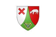 Bandera de Dampvalley-Saint-Pancras