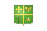 Bandera de Crégy-lès-Meaux