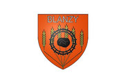 Flag of Blanzy