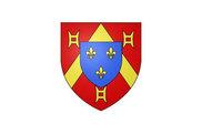 Bandera de Le Mesnil-Saint-Denis