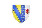 Bandera de Ligny-le-Châtel