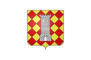 Bandiera di Villeneuve-la-Guyard