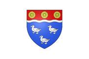 Bandera de Vierville-sur-Mer