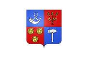 Bandera de Chavigny-Bailleul