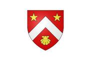 Bandera de Abbéville-la-Rivière
