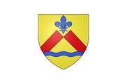Bandera de Garennes-sur-Eure