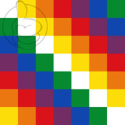 Bandiera di Indígena