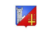 Bandera de Saint-Pierre-Église