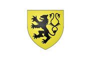 Bandera de Bruyères-le-Châtel