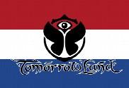 Bandiera di Olanda Tomorrowland