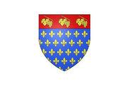 Bandera de Villeneuve-le-Roi