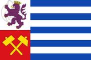 Bandera de Matallana de Torío