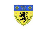 Bandera de Arronville