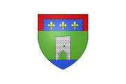 Bandera de Lury-sur-Arnon