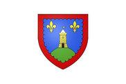 Bandera de Neuvy-Deux-Clochers