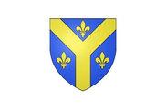 Bandera de Issoudun