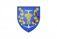 Bandera de Saint-Cyr-sur-Loire