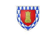 Bandera de Les Montils