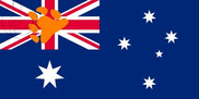 Bandera de Comunidad de Osos Australia