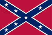 Flag of Confederate States of America 1861