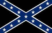 Flag of Confederate Rebel