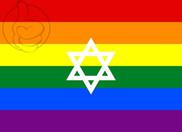 Bandera de Israel GAY