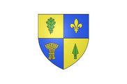 Bandera de Courcy-aux-Loges