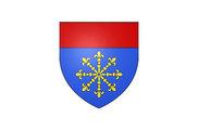Bandera de Bucy-le-Roi